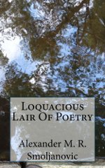 Loquacious Lair Of Poetry book on Amazon